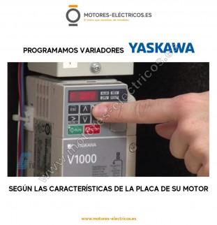 PROGRAMACION DE VARIADORES...